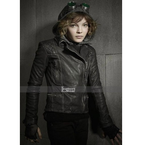 Selina Kyle Gotham Catwoman Jacket