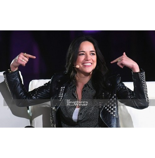 Fast and Furious 9 Michelle Rodriguez Letty jacket