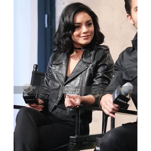 Grease Live Vanessa Hudgens Betty Rizzo Leather Jacket