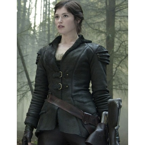 Hansel & Gretel Witch Hunters Gemma Arterton Jacket