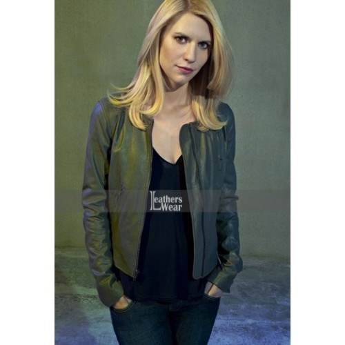 Homeland Carrie Mathison (Claire Danes) Jacket