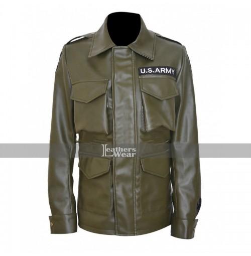 Army Green Kim Kardashian Jacket