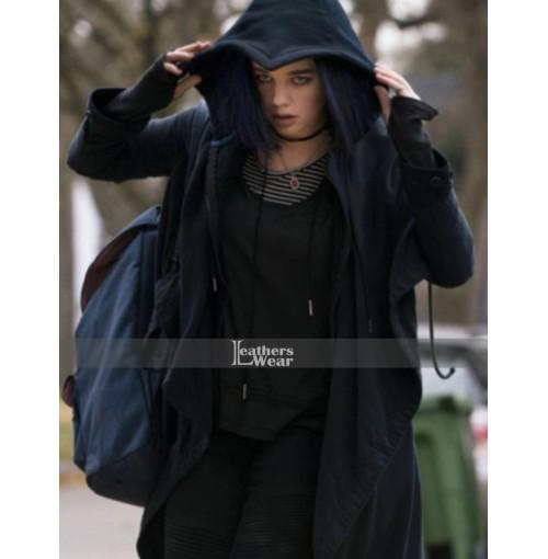Titans Series Rachel Roth Cosplay Hoodie Coat