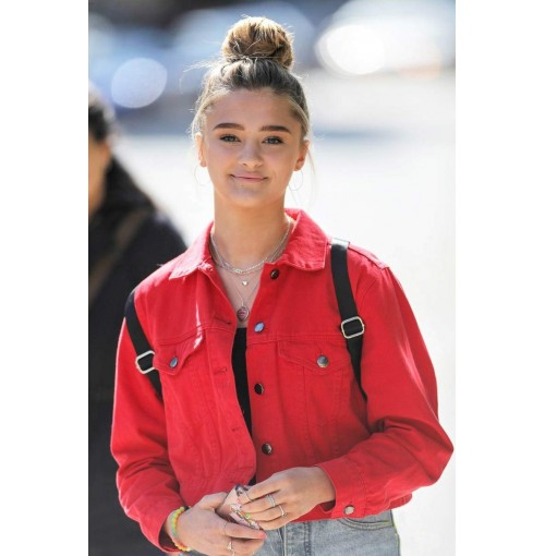 Lizzy Greene A Million Little Things Jacket