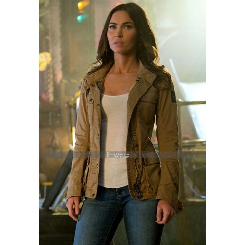 Teenage Mutant Ninja Turtles Megan Fox Jacket