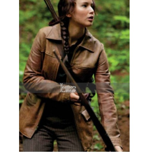 Hunger Games Katniss Everdeen Jacket