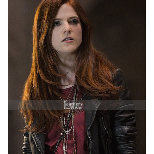 The Last Witch Hunter Rose Leslie Jacket