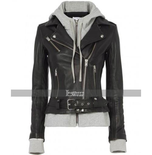 Very Cavallari Kristin Cavallari Black Jacket