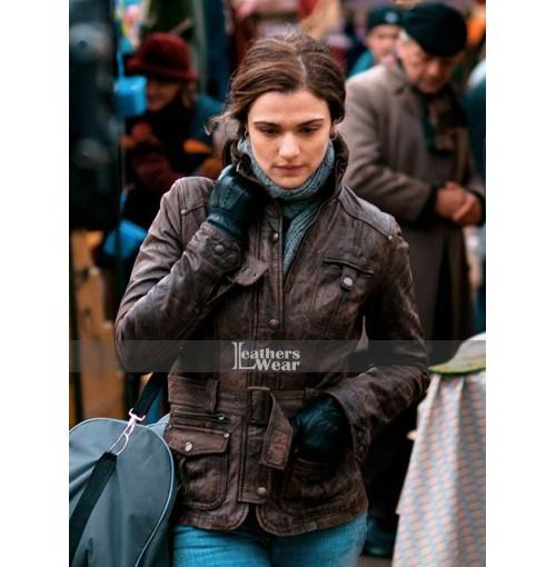 Whistleblower Rachel Weisz (Kathryn Bolkovac) Jacket