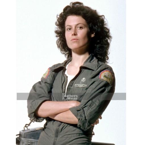 Aliens Ellen Ripley Costume Jacket