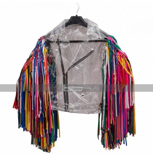 Birds Of Prey Harley Quinn Wings Jacket