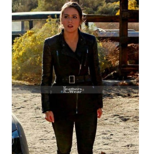The Agents of SHIELD Chloe Bennet  Daisy Skye Johnson Jacket