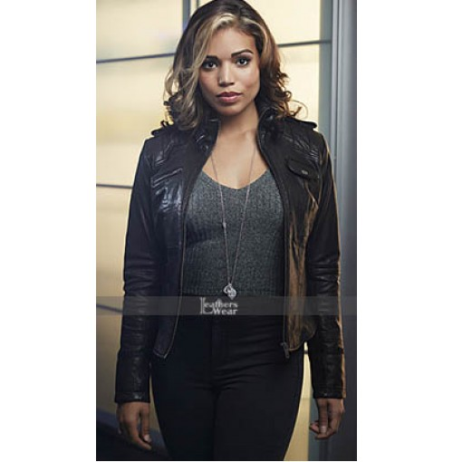 Ciara Renee Legends of Tomorrow Black Jacket