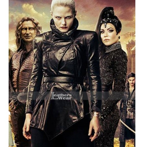 The Dark Swan Once Upon A Time S5 Jacket