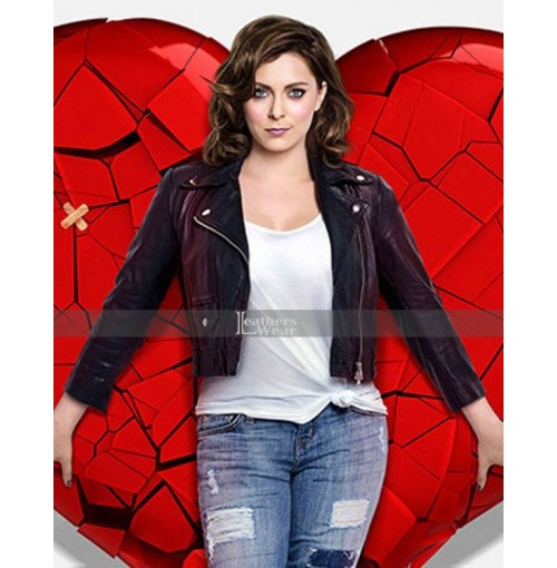 Rachel Bloom Crazy Ex Girlfriend Leather Jacket