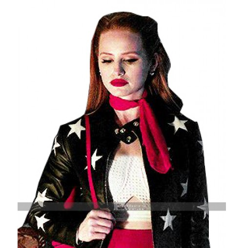 Riverdale Madelaine Petsch Cheryl Blossom Star Jacket