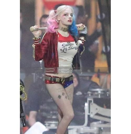 Suicide Squad Harley Quinn (Margot Robbie) Jacket