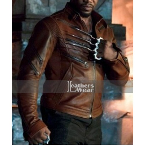 Arrow Season 2 Michael Jai White Jacket