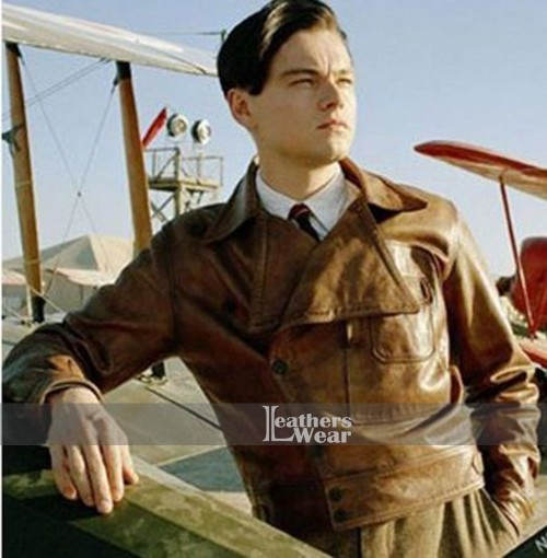The Aviator Leonardo Dicaprio (Howard Hughes) Jacket