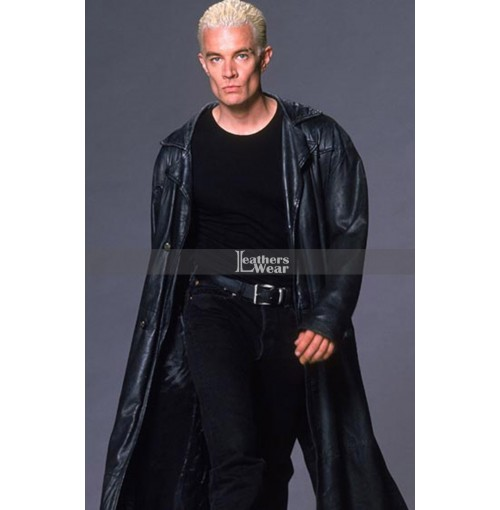 Buffy the Vampire Slayer (James Marsters) Spike Trench Coat