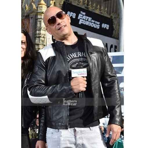 Fate of the Furious Vin Diesel Washington Heights Jacket