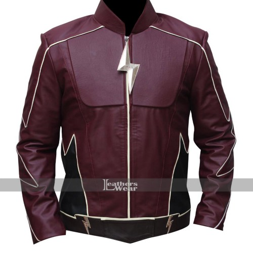 Flash S2 Jay Garrick Cosplay Jacket Costume