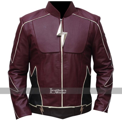 Flash S2 Jay Garrick Cosplay Jacket Costume