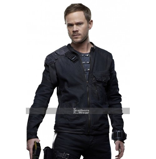 Killjoys John Jaqobis (Aaron Ashmore) Black Jacket