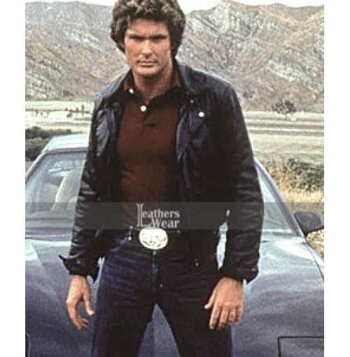 Knight Rider David Hasselhoff (Michael) Jacket