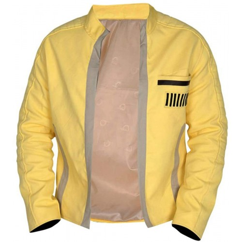 Mark Hamill Star Wars New Hope Luke Skywalker Yellow Jacket