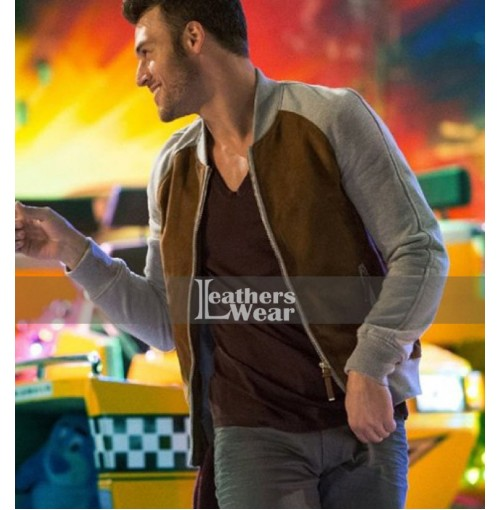 Step Up All in Ryan Guzman (Sean) Jacket