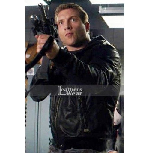 Terminator Genisys Jai Courtney (Kyle Reese) Jacket
