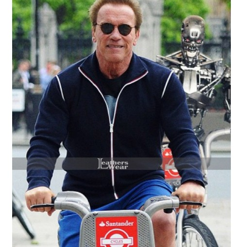 Why We're Killing Gunther Arnold Schwarzenegger Jacket