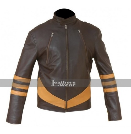 X-Men Origins: Wolverine Hugh Jackman (Logan) Jacket