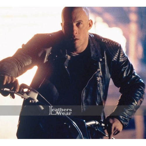 2017 XXX Return of Xander Cage Black Jacket