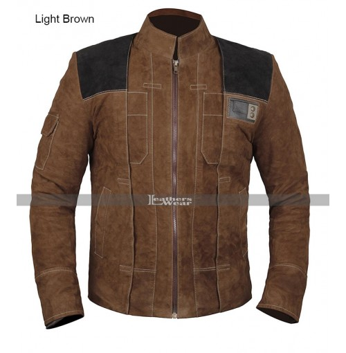 Solo A Star Wars Story Han Solo Jacket