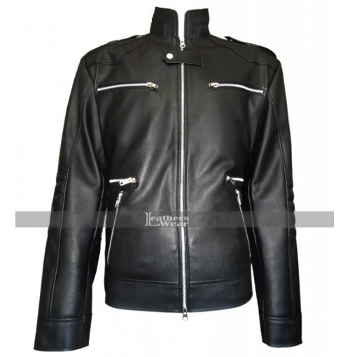 Breaking Bad 5 Aaron Paul (Jesse Pinkman) Leather Jacket
