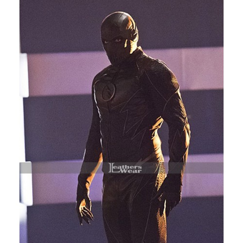 Hunter Zolomon Flash Evil Zoom Black Jacket