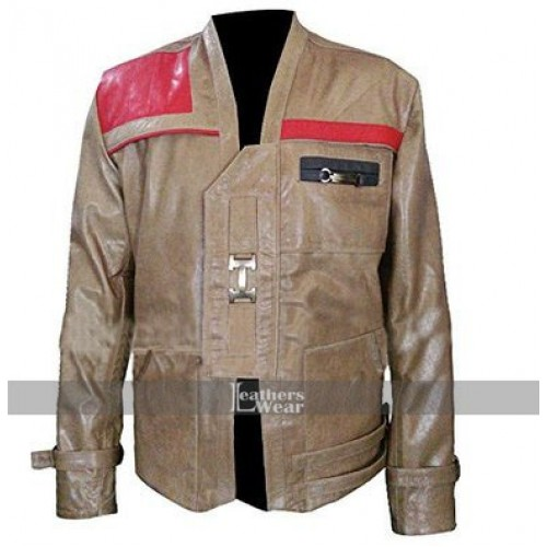 Star Wars VII Force Awakens Finn (John Boyega) Jacket