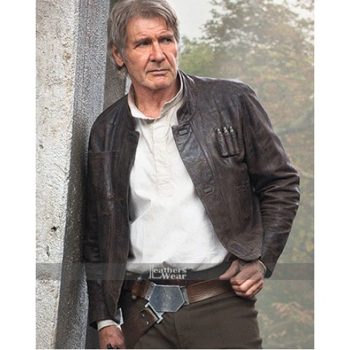 Star Wars Force Awakens Han Solo (Harrison Ford) Jacket
