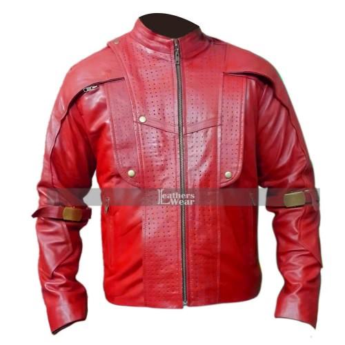 Star Lord Guardians of the Galaxy Chris Pratt (Peter Quill) Jacket