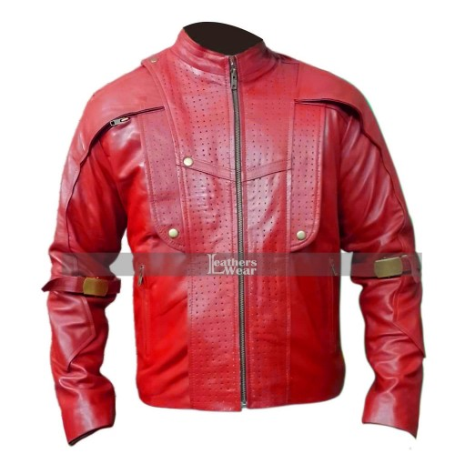 Star Lord Guardians of the Galaxy Chris Pratt (Peter Quill) Jacket