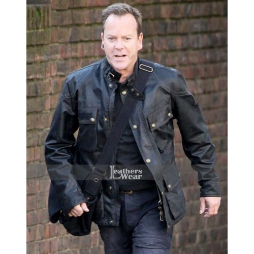 24 live another day Kiefer Sutherland (jack bauer) jacket