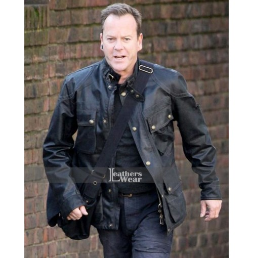 24 live another day Kiefer Sutherland (jack bauer) jacket