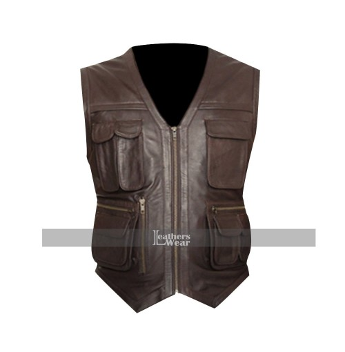 Jurassic World Chris Pratt (Owen) Hunter Vest