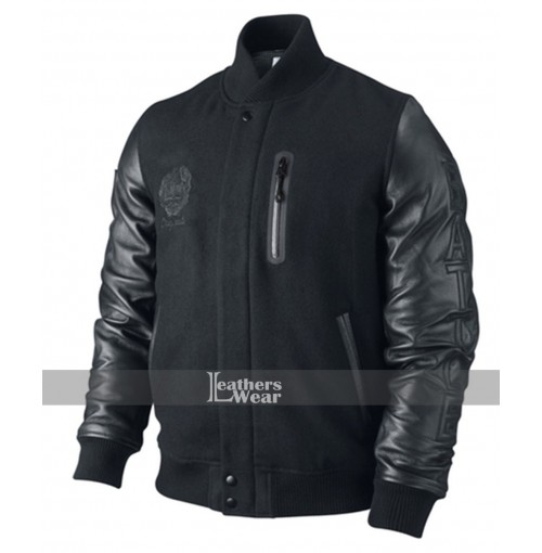 Michael B. Jordan Creed Adonis Battle Jacket