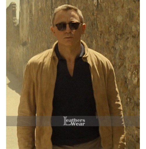 James Bond Spectre Morocco Blouson Jacket