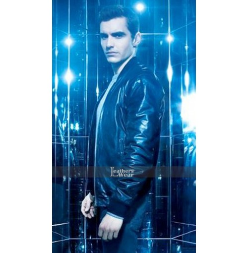 Jack Wilder Now You See Me 2 Second Act Black Jacket