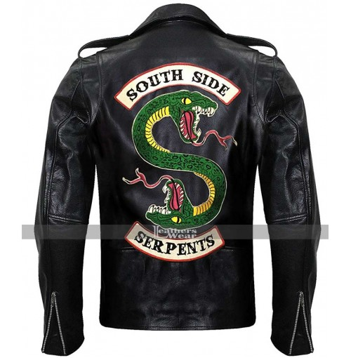 Riverdale Southside Serpents Jughead Jones Jacket Man & Women