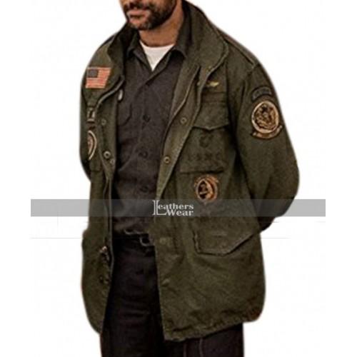 The Predator Keegan Michael Key Green Jacket